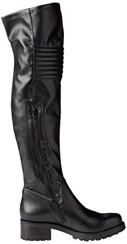 Cult Metallica Boot 658 Leather, Bottes femme Noir (Black)