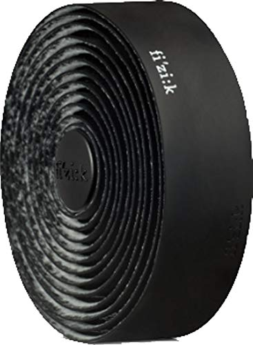 fizik Terra Microtex Bondcush Gel Backer Tacky - 3mm, Black -
