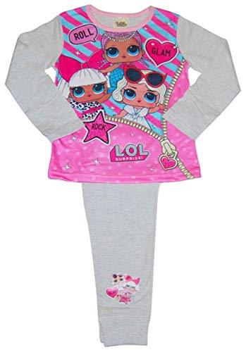 Lol surprise -  pigiama due pezzi - ragazza rock & roll 9-10 anni