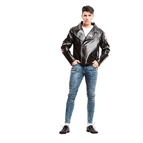 Kostüm Herren Jahre 50er - My Other Me Herren Kostüm Grease, M-L (viving Costumes 201983)