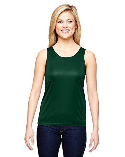 Augusta de vêtements de sport Formation Débardeur pour femme Vert foncé
