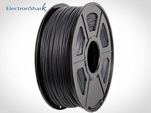 Hips Filament 1.75mm, 1kg, imprimante 3d (FDM, Prusa, FFF, etc) (Noir)