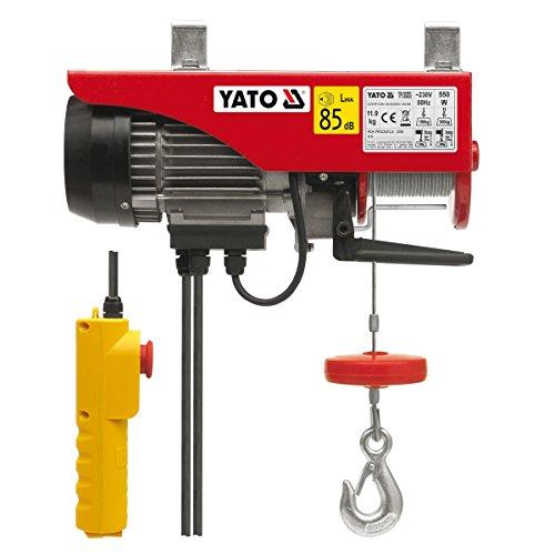 YATO YT-5904 - TORNO DE CABLE 900W YATO