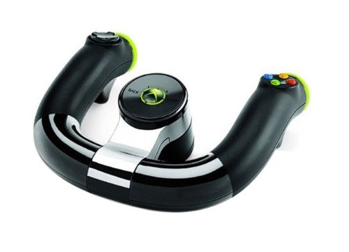 Xbox 360 - Wireless Speed Wheel