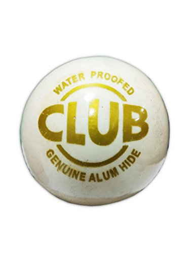 Port-Genuine-Leather-White-Club-Water-Proofed-Cricket-Ball