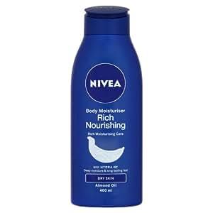 NIVEA® Rich Nourishing Body Moisturiser 400ml