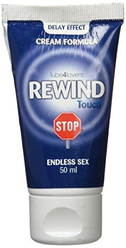 Lube4Lovers Rewind Touch Cream 50ml Delay Cream