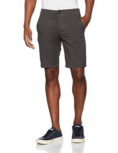 JACK & JONES Herren Jjipedro Shorts 334 Long Akm, Grau (Charcoal Gray), 54 (Herstellergröße: XL) (Chino-shorts Charcoal)