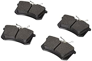 Plaquettes de frein FERODO DS 2500 FCP1491H