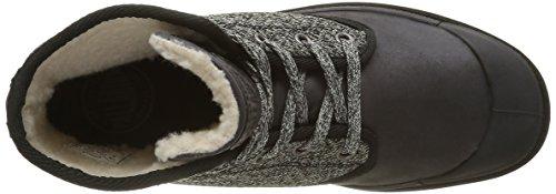 Palladium Damen Pampa Hi Tct F Sneaker Noir (315 Black)