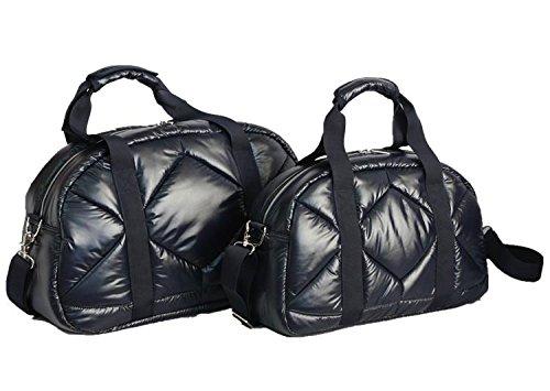 &ZHOU uomini e donne multi-funzionale borsa sportiva zaino borsa borsa a tracolla grande capacità zaino borsa Messenger della moda Messenger , army green b1238 large blue b1238 large