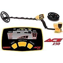 Pack Detector de metales GARRETT ACE 150 protector de plato, 16 x 22 cm