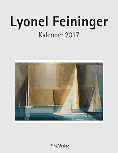 Lyonel Feininger 2017: Kunst-Einsteckkalender
