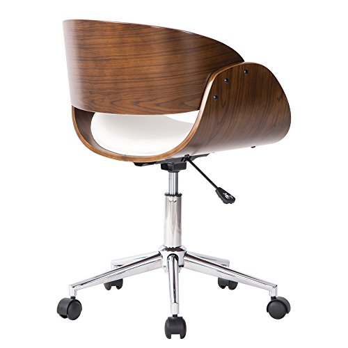 Life Carver Height Adjustable Swivel Bedroom Home Office Desk Chair Salon Dressing  Table ...