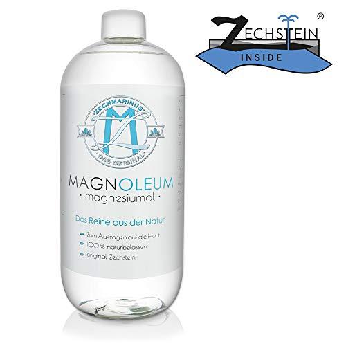 Magnesiumöl – 500 ml reines Magnesiumchlorid – Zechstein Magnesium Öl – Magnesium Oil