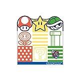 Marushin Nintendo Super Mario Waschen Handtuch (Chambre Mario) 4405001800