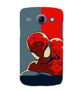 printtech Superhero Avengers Back Case Cover for Samsung Galaxy J1 / Samsung Galaxy J1 J100F