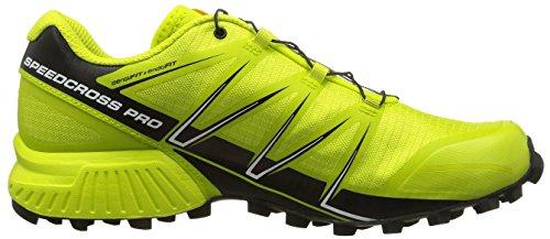 Salomon  Speedcross Pro, Chaussures de trail hommes Vert - Vert