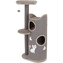 Maxi Pet 81620 Tiana - Rascador, Color Gris