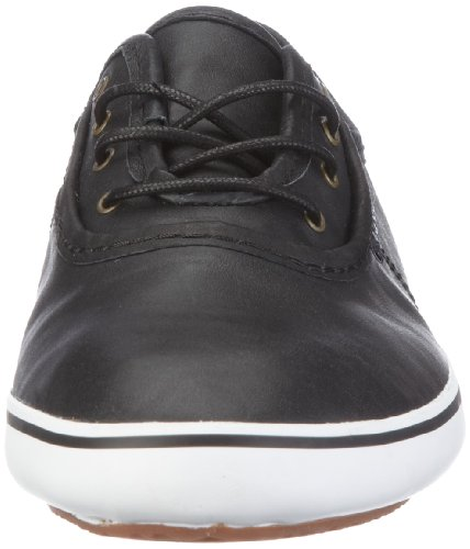 Vans W CEDAR VMAPL3A Damen Sneaker Schwarz/(Leather) Black