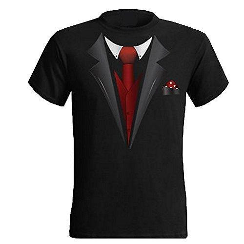 Cool Smoking Hirsch und Junggesellinnenabschied T-Shirt lustig SMOKING T-SHIRT lustiger Spruch bedruckt T-Shirt - Schwarz, Small (T-shirt Bedruckt Lustige Slogan)