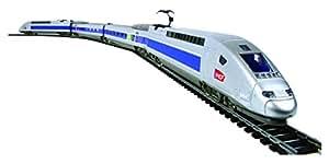 MEHANO - T111 - Coffret de train TGV POS avec Maquette