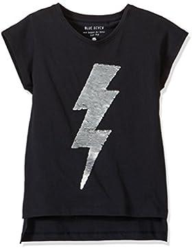 Blue Seven MD Rundhals, T-Shirt Bambina