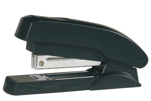 Büro Heftmaschine Hefter bis 30 Blatt schwarz