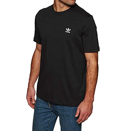 adidas Herren Essential T T-Shirt, Black, M - Adidas T-shirt