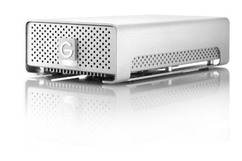 G-Technology GRMU3EB10002BDB G-RAID Mini Festplatte-Array 1TB (FireWire 800/400, SATA III, USB 3.0)