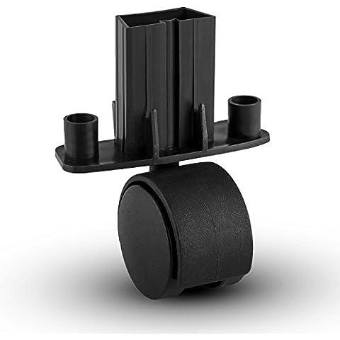 DURAMAXX rodillos de tierra para Powerplus accesorio recambio