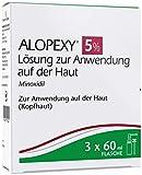 ALOPEXY 5% Minoxidil Lösung, 180 ml