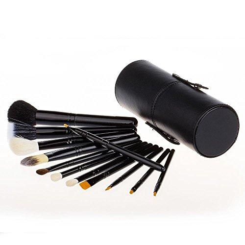Ensemble de Brosse pour les Yeux / 10 PCS Unicorn Eyeliner Eyeshadow Brosse de Mélange Outils de Maquillage Kit de Brosses Cosmétiques