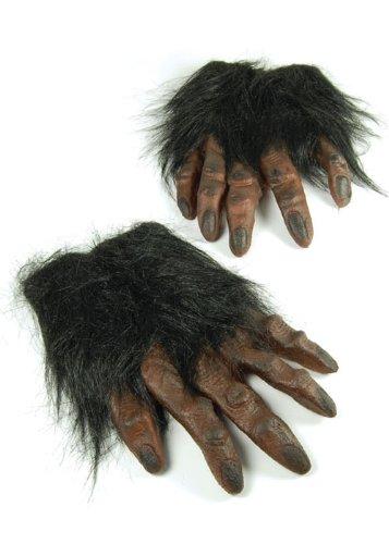Braun haarige Hände Werwolf (Haarige Braun Hände)