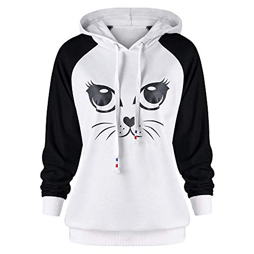 Vectry Damen/Frauen Shirts Tee Tops Partei Club Sweater -