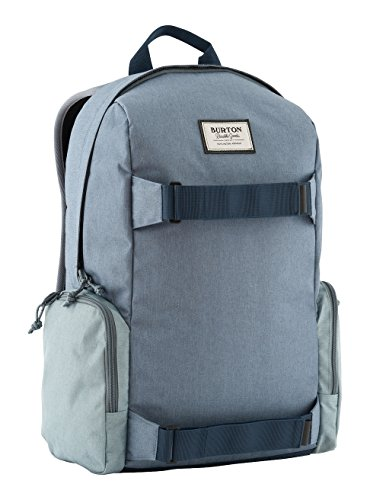 Burton 17382102436, zaino unisex – adulto, la sky heather, taglia unica