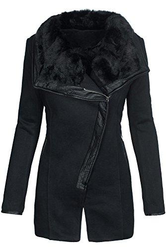 Golden Brands Selection - Blouson - Manches Longues - Femme Noir
