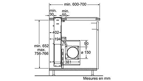 Siemens LD97AA670 Dunstabzugshaube -