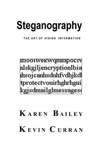 Steganography (English Edition) por Karen Bailey