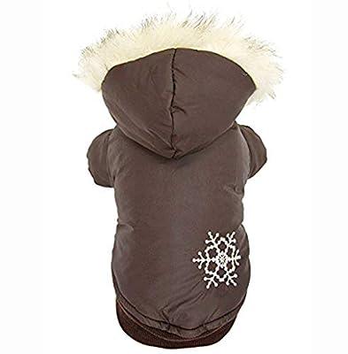 Zehui Pet Dog Cat Sweater Puppy T Shirt Warm Hooded Coat Clothes Apparel from Zehui