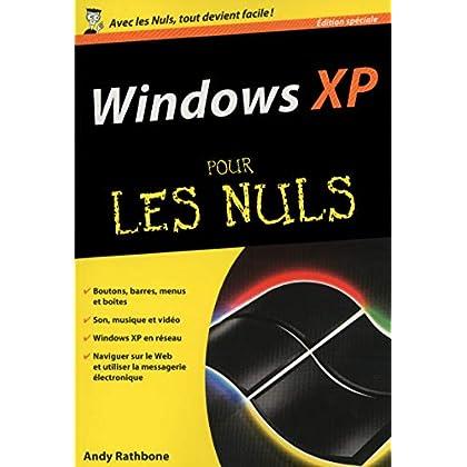Windows XP, édition spéciale Poche pour les Nuls