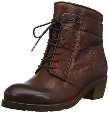 Dkode Iman, Boots femme - Marron (Brown) -  36 EU (3.5 UK )