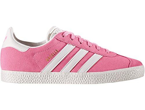 Adidas Wmn Gazelle J Pink White Größe: 5,5(38?) Farbe: Pink