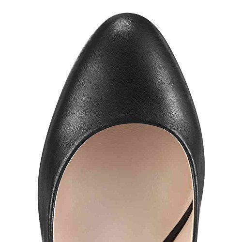 Marks & Spencer Sandali con Zeppa donna Black