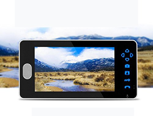 SIPOG Visuelle Türklingel Gegensprechanlage Intelligente Elektronik Lange Standby Kamera