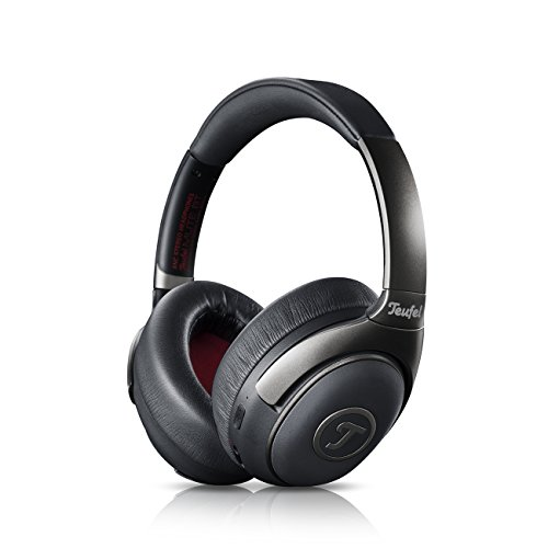 Teufel Mute BT Over-Ear Kopfhörer Android Apple ios Bluetooth-on-Ear apt-x ANC adaptives Real Time Noise Cancelling