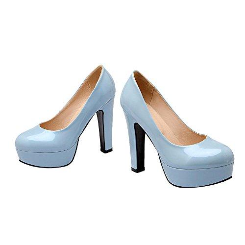 Guoar - Scarpe chiuse Donna Blau