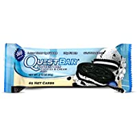 Quest Nutrition Quest Bar 12 x 60 grams Cookies and Cream