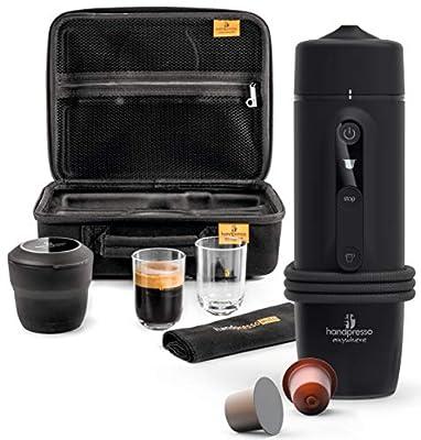 Handpresso Coffee Machine, Black