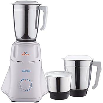 eb7919915b5 Buy Bajaj Platini PX 7 500-Watt Mixer Grinder Online at Low Prices ...